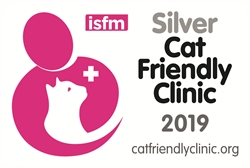Tonbridge Cat Friendly Award