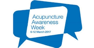 It\'s Acupuncture Awareness Week